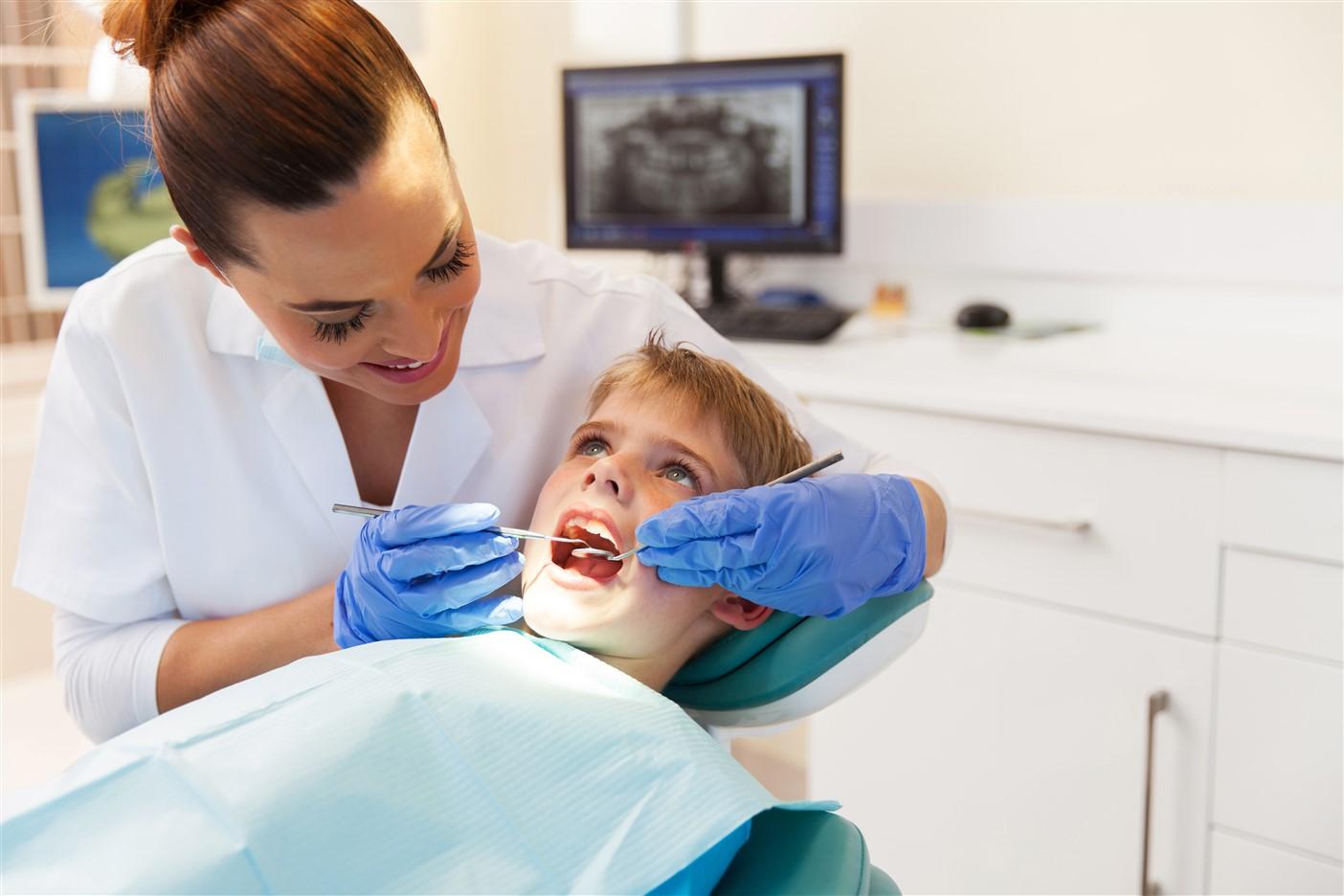 Dental Checkups for Kids
